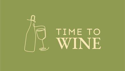 Wijn Cadeaukaart  Time to Wine